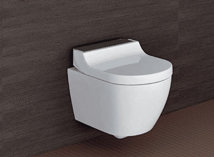 Toilet Douche Acquaclean Tuma