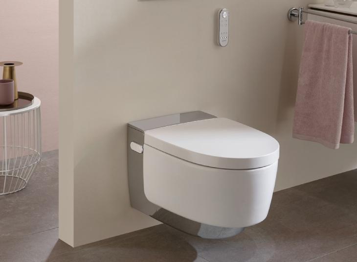 Toiletdouche Acquaclean Mera