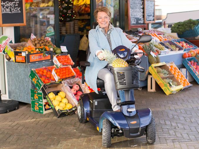 Un Scooter Electrique Chez Vous Tout Simplement