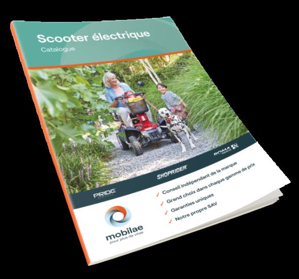 Brochure Scooter electrique