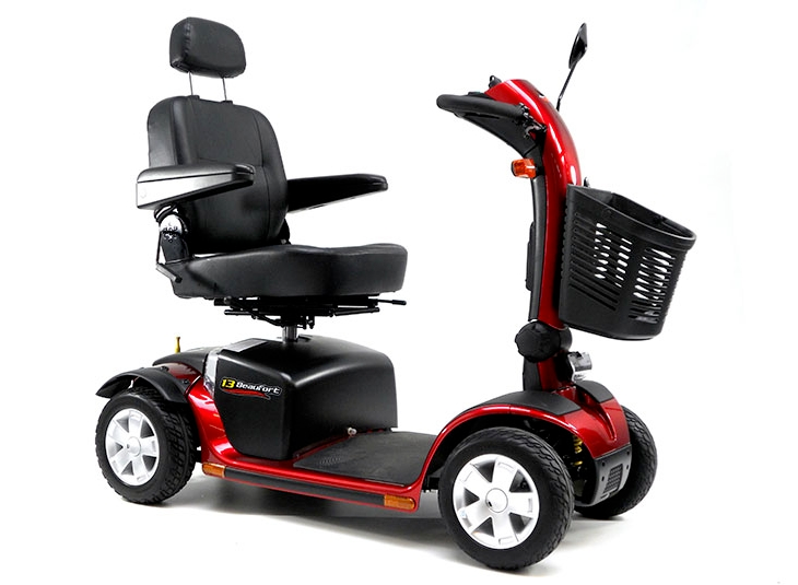 Elektromobil Komfortabel