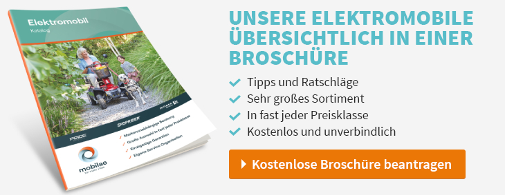 Elektromobil Broschuere Anfragen