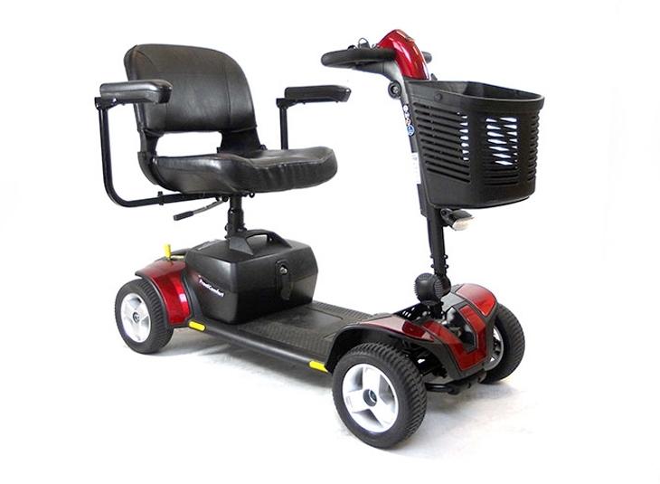 Scooter Electrique Pliable