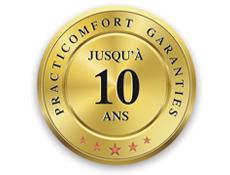Garantie 10 Jaar Fr
