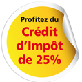 Sticker Creditdimpot
