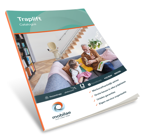 Brochure Traplift Nl2