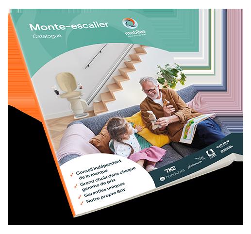 Brochure Monte-escalier