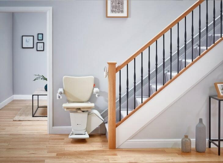 1100 Monte Escalier Droit Escaliers