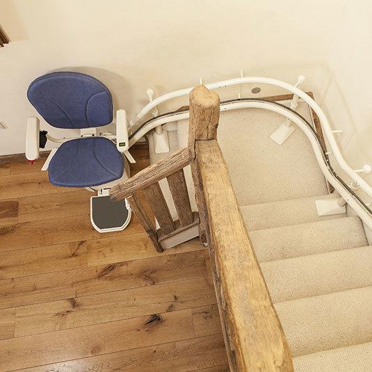 Stairlift K7 Ergo 6