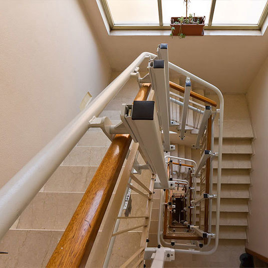 Stairlift Public 2S 2