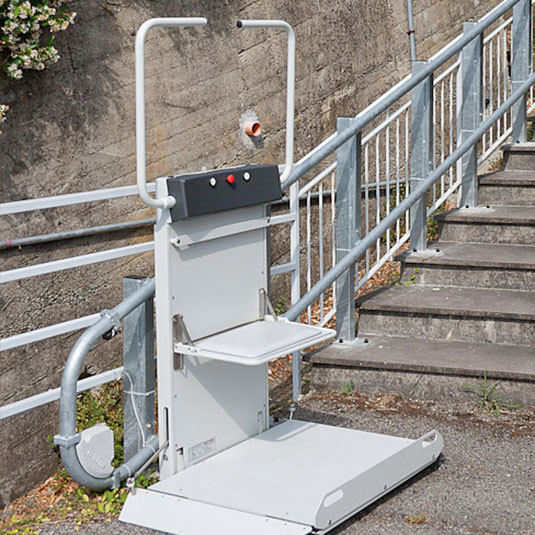 Stairlift Public 2S 6