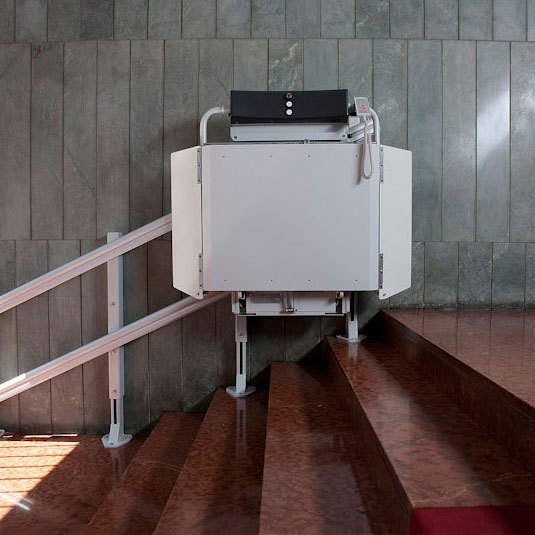 Stairlift Public 4