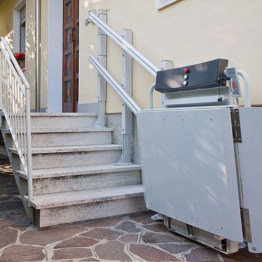 Stairlift Public 6