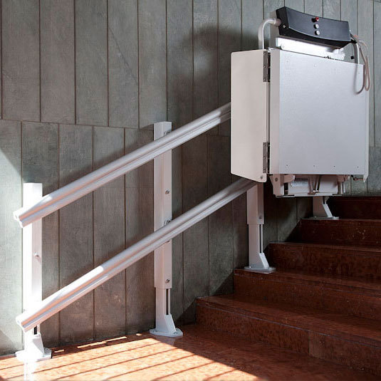 Stairlift Public 7