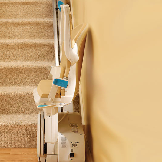 Stairlift Sparta 5 Plus 4