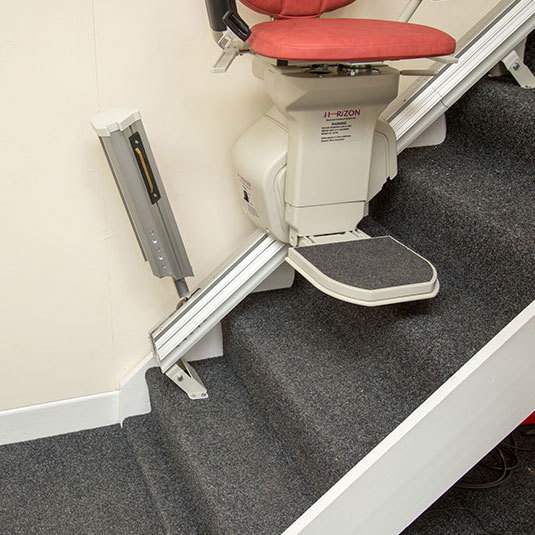 Stairlift Sparta 7 11
