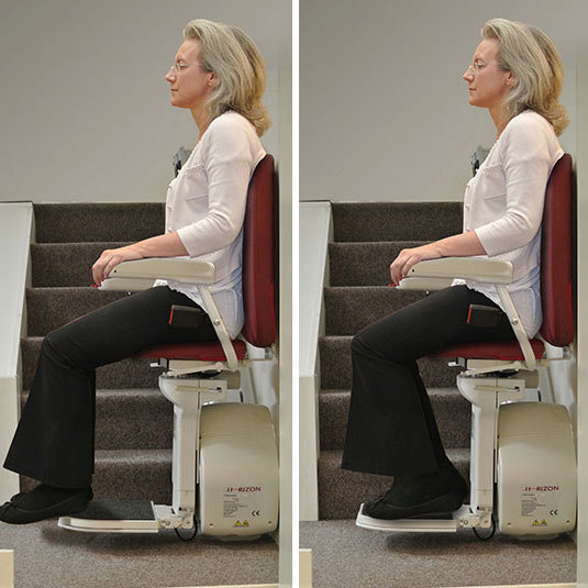 Stairlift Sparta 7 14