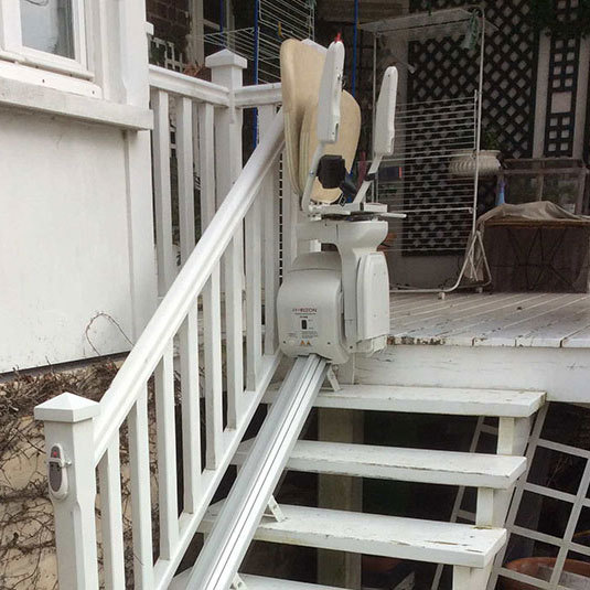 Stairlift Sparta 7 15