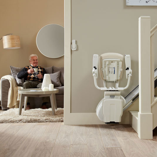 Stairlift Tk Sparta 4 7