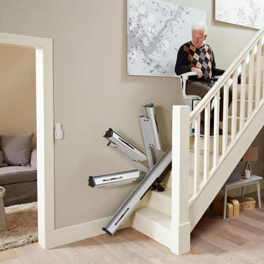 Stairlift Tk Sparta 4 8