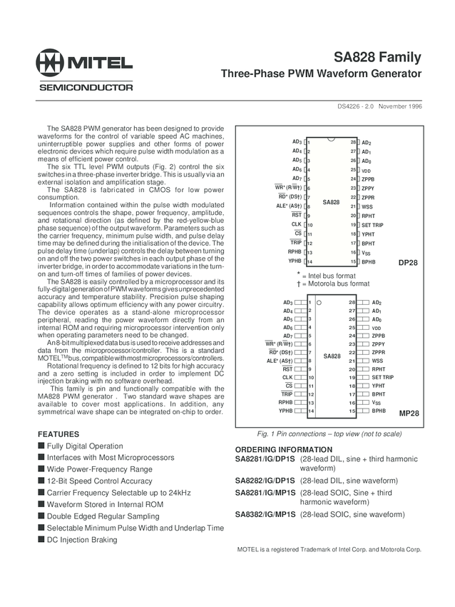 sa8281igmps datasheet pdf  u00bb nota katalogowa