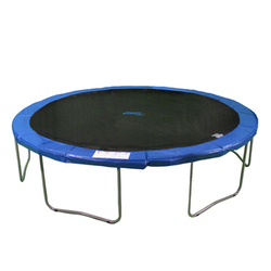 grote trampoline