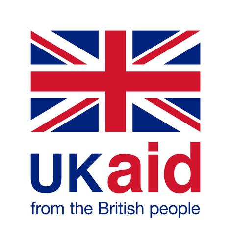 UK aid logo colour for digital