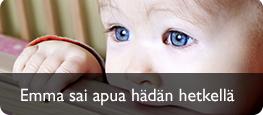 emma_sai_apua_hadan_hetkella