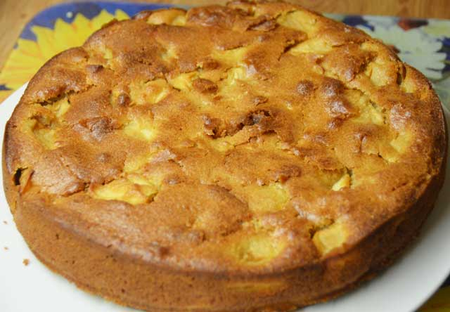 Cake Recipe Using Eating Apples