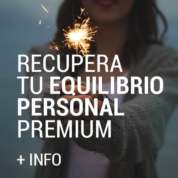 Recupera tu equilibrio personal premium
