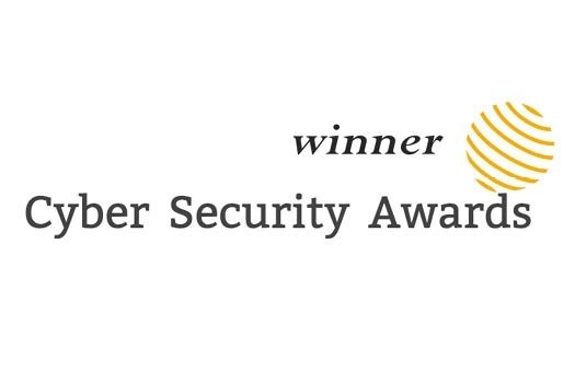 Cybersecurity Awards Winner