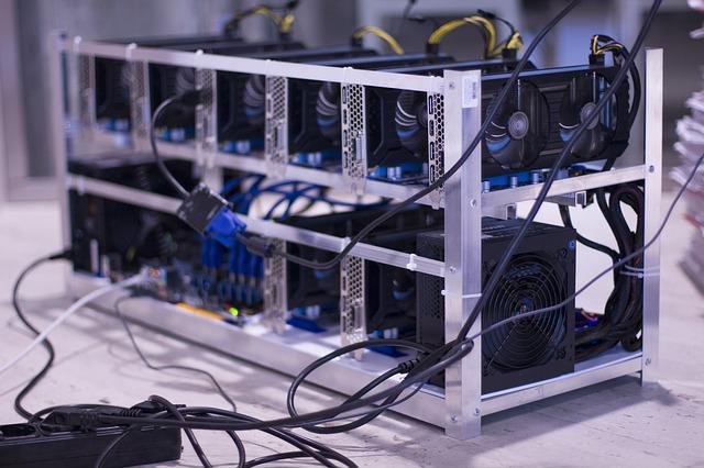 Bitcoin kasimas naudojant asmeninį kompiuterį