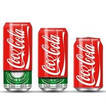 Alaus skardinės užvalkalas (Coca Cola išvaizdos)