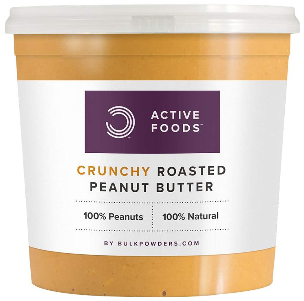 Bulk Powders – riešutų sviestas (1 kg)