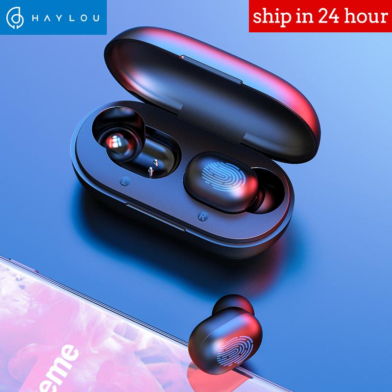 Belaidės ausinės Xiaomi Haylou GT1 TWS
