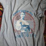 Arnoldo Švarcnegerio marškinėliai