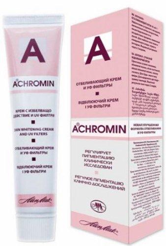 Achromin odą balinantis kremas (45 ml)