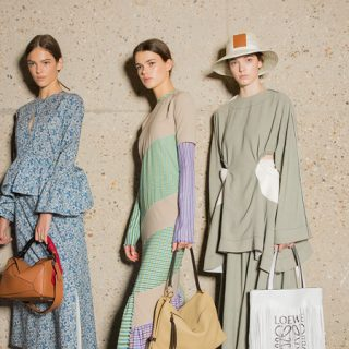 Jonathan Anderson on remaking Loewe