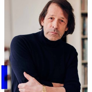Peter Saville: How to rebrand a fashion label