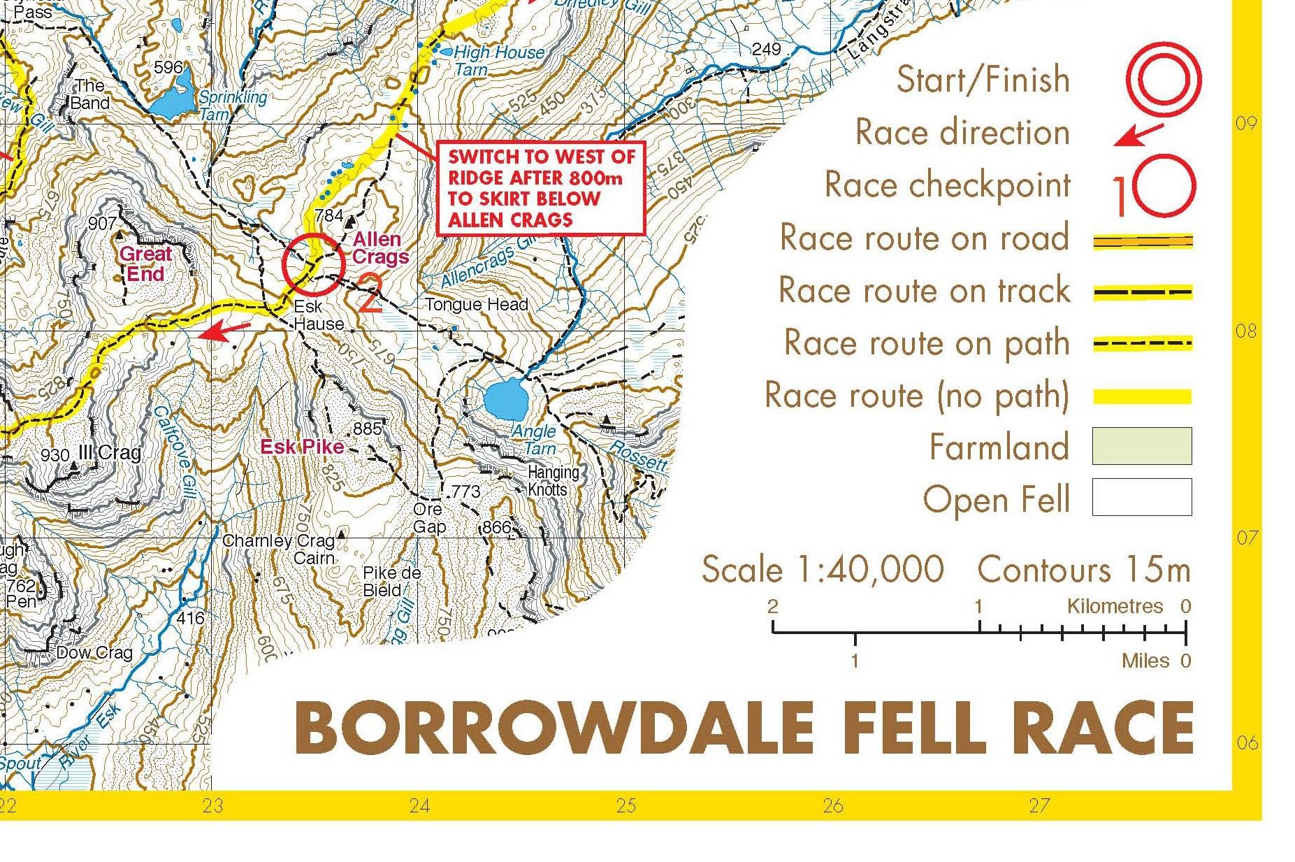 Borrwodale