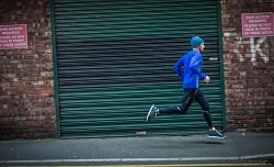 Run to work