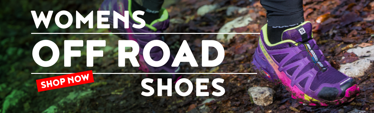 Women's Off Road Footwear