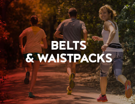 Belts & Waistpacks