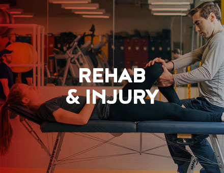 Rehab & Injury
