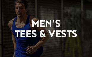 Men's Clothing - Men's Tees & Vests