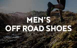 Men's Footwear - Men's Off Road Shoes