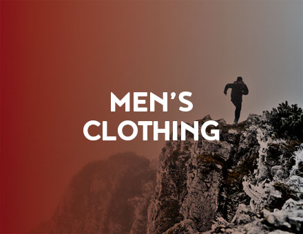 Off Road - Men's Clothing