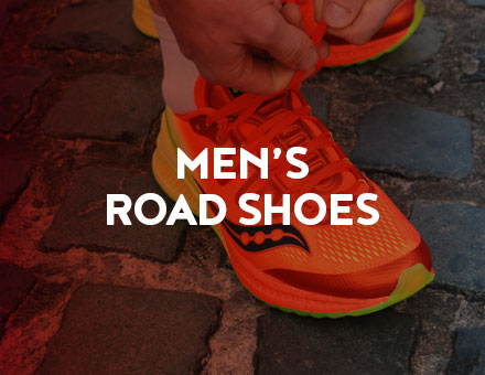 Road - Men's Off Road Shoes