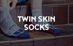 Socks - Twin Skin Socks