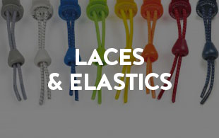 Spares and Repairs - Laces & Elastics